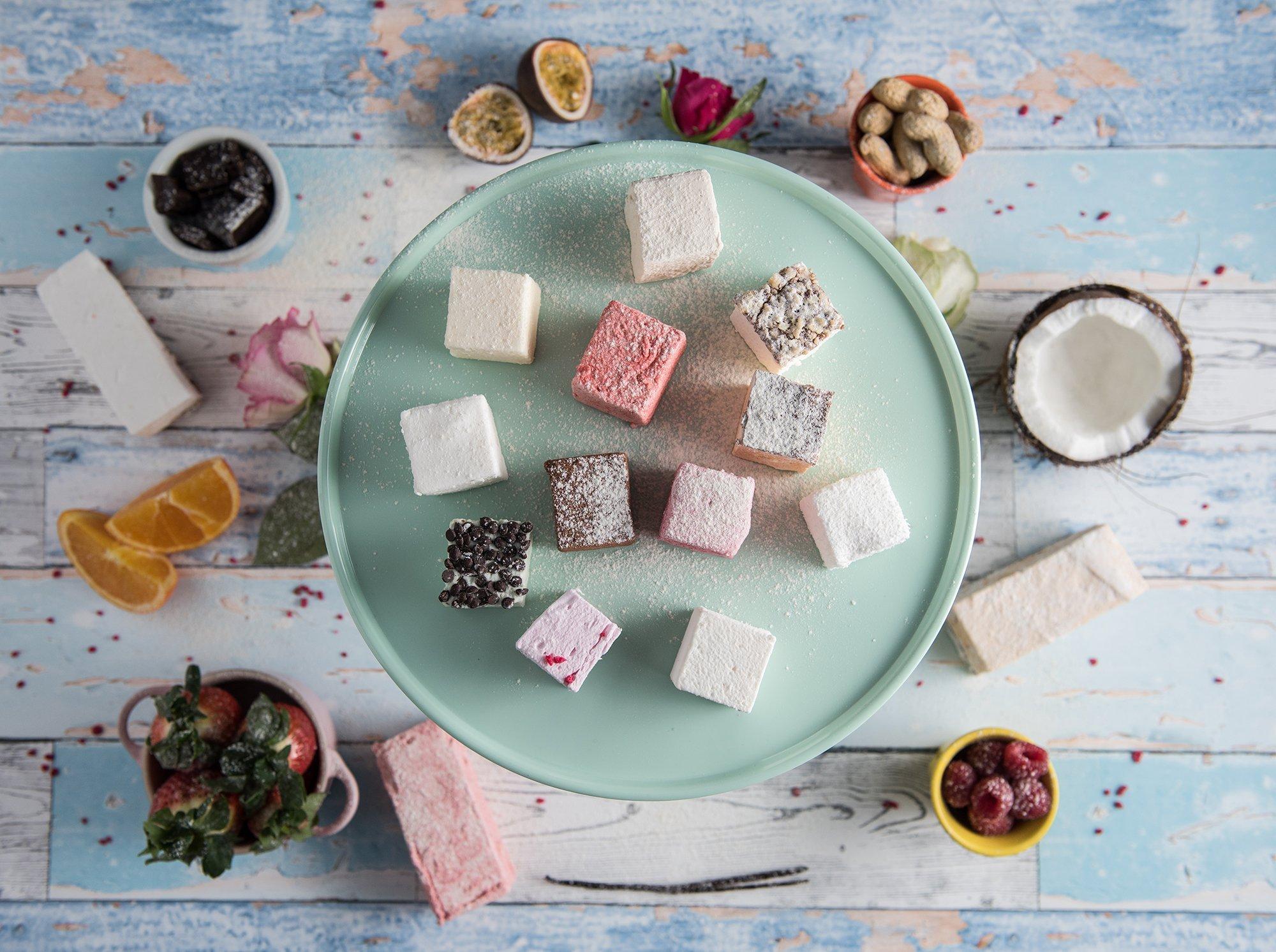 Who likes marshmallows?!